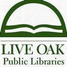 Live Oak Public Library Logo
